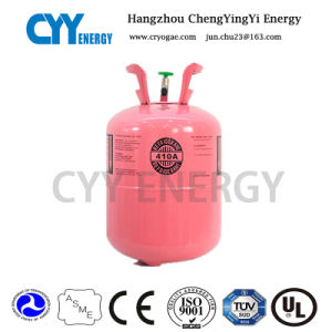 High Purity Mixed Refrigerant Gas of R410A by SGS pictures & photos