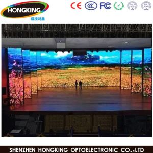 High Resolution P6 Indoor/Outdoor SMD Full Color LED Screen pictures & photos