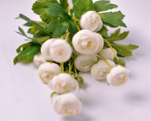 Artificial Peony Flower Bouquet for Wedding Holiday pictures & photos