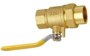The Best-Selling Brass Gas Ball Valve pictures & photos