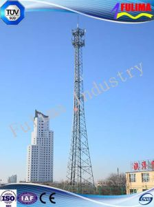 Steel Electric Telecom Power Transmission Tower pictures & photos