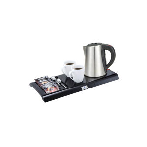 Hotel Stainless Steel Electric Kettle and Hospitality Tray Set pictures & photos