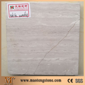 White Wooden Marble Natural Stone Antique Marble Slab pictures & photos