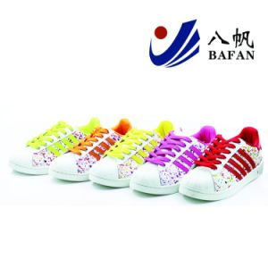 2017 Fashion Vulcanized Canvas Shoes for Women (BF60225) pictures & photos