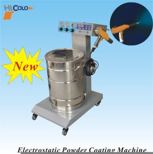Best Factory Price Powder Painting Equipment (Colo-660) pictures & photos