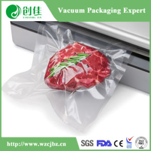 Food Grade Side Seal Vacuum Bag pictures & photos