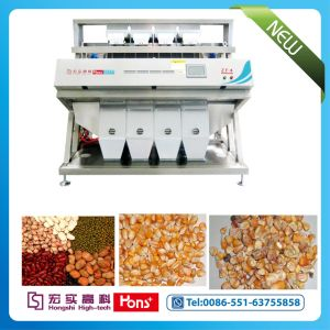 Color Sorter, separation Machine for Sunflower Seed, Corn, Maize, Lentils, Pistachio and Grain Material pictures & photos