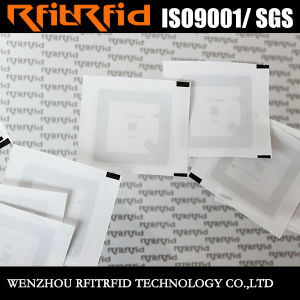 13.56 Anti-Theft Passive RFID Sticker Tag for Management pictures & photos