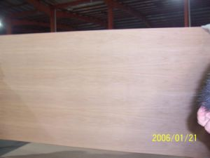 Cherry Plywood with Poplar Core or MDF for Furture Usage pictures & photos