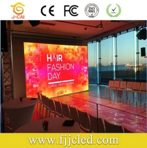 Indoor P7.62 Full Color LED Display Screen pictures & photos