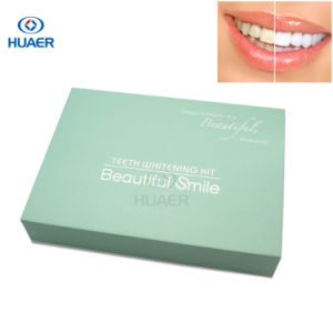 Latest Manufacture Super Luxury Professional Peroxide Teeth Whitening Home Kit pictures & photos
