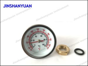 Bt-003 Stainless Steel with Nuts for Bimetal Thermometer pictures & photos