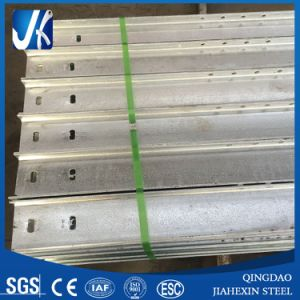 Hot DIP Galvanize H Beam 150*75mm with 16 Holes and 2 Slots, Solar System Project pictures & photos