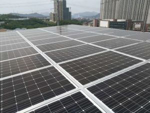 (HM200M-72-1) 200W Mono-Crystalline Solar Panel with TUV&Ce pictures & photos