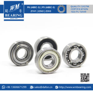 6203 Zz 2RS High Speed Spindle Radial Ball Bearing pictures & photos