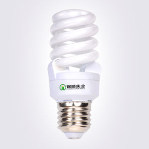 Mini Full Spiral Energy Saving Bulb T2 CFL Bulb pictures & photos