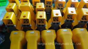 """1/4"""", 5/2, 3/2 Way Airtac Foot Pedal Valves pictures & photos"""