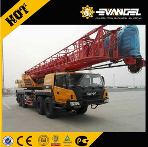 New Sany Stc750 Mobile Truck Crane 75ton Heavy Equipment Crane pictures & photos