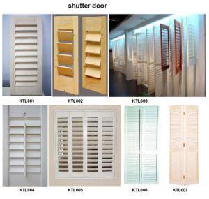 Interior Swinging Shutter Doors (shutter door) pictures & photos