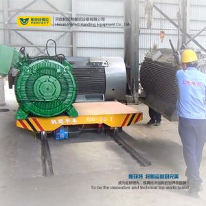 Injection Mold Transfer Car for Die Industry on Track pictures & photos
