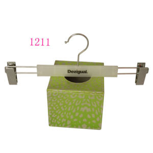 14 Inch Skirt Hanger with Metal Clips pictures & photos