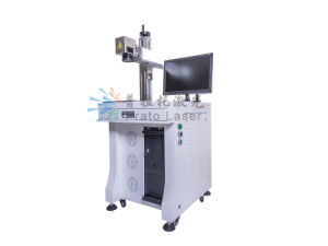 50W Optical Laser Marking Machine for Metal & Nonmetal pictures & photos