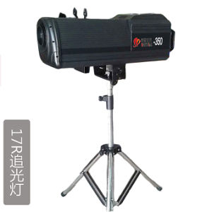 Newest Effect 17r 350W Stage Follow Spot Light pictures & photos