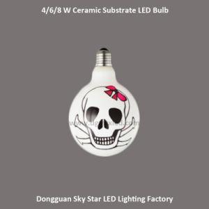 Creative Skull Glass Lighting LED Light Bulb for Halloween pictures & photos