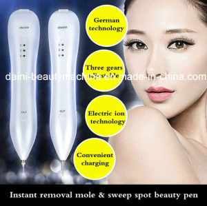 Micro Moleremoval Sweep Spot Pen Stains Freckle Instrument Tattoo Removal Machine pictures & photos