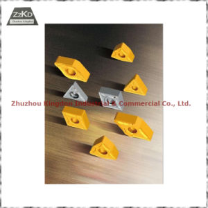 Tungsten Carbide Insert-Tungsten Camented Carbide-Tungsten Carbide Cutting Tools pictures & photos