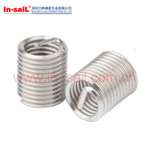 Standarded Tolerances Self-Tapping Wire Thread Insert pictures & photos