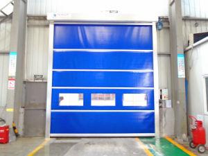 Industrial Electric High Speed Roller Shutter Door pictures & photos