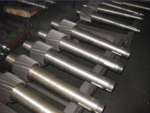 Forged Gear Shaft pictures & photos