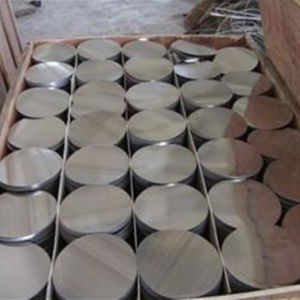 Stainless Steel Forged Round Block pictures & photos