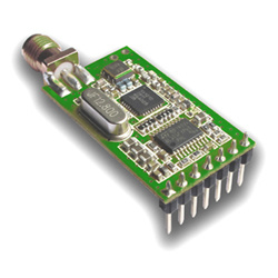 Ultra Low Power Consumption RF Transceiver (DRF1212D10)