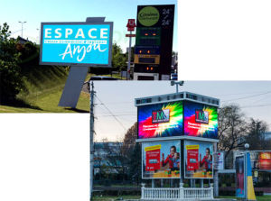 Chisphow Ak10d Full Color Outdoor DIP Module LED Display pictures & photos