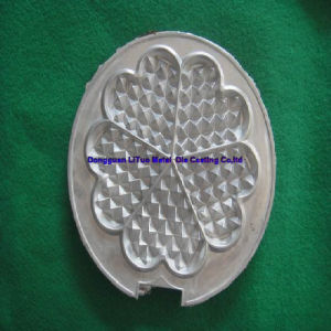 Zinc Die Casting for Fashion Lock pictures & photos