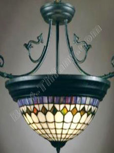 Tiffany Close Ceiling Lamp (TL-CLC176-15) pictures & photos