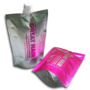 Liquid Spout Packing Bag - 7