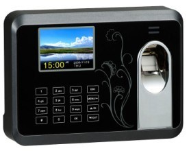 Fingerprint Time Attendance & Access Control System (E60)
