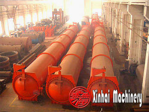 High Efficient Autoclave for Aac Production Line
