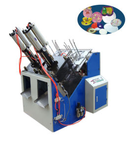 Medium-Speed Automatic Paper Plate Machine (RZP-25)