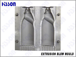 2-Cavity 1000ml S136 Extrusion Blow Mold pictures & photos