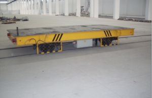 Moving Transfer Flatcar (KPD)