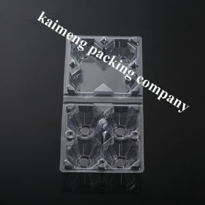 Where to Buy Plastic Egg Tray Clear PVC Chicken Egg Trays pictures & photos