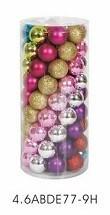 Christmas Decoration Ball (4.6ABDE77-9H)