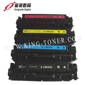 Toner Cartridge Compatible with HP CB530--CB533 Series