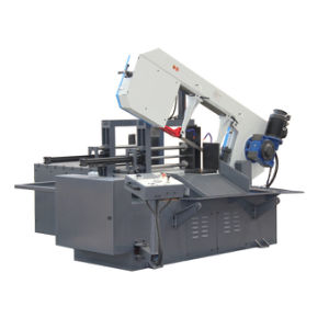 CNC Band Sawing Machine Metal Cutting Band Saw (BS-650G) pictures & photos