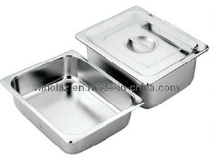 Stainless Steel Food Container/Food Pan pictures & photos