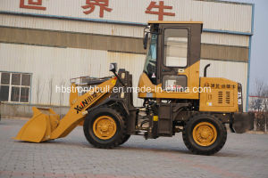 Front Shovel Loader with Quick Change Zl10 pictures & photos